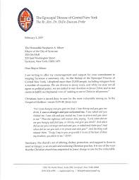 Letters Of Support Interfaith Works Of Central New York