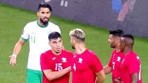 ملخص مباراة السعودية وفلسطين | نتيجة كبيرة وحضور جماهيري بعد غياب 30-3-2021  | تصفيات كأس العالم 2022 - YouTube