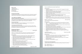 Resume Template Au My First Resume Career FAQs 18