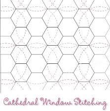 25+ unique Hexagon quilting ideas on Pinterest | Hexagon quilt ... & Texas Freckles: Hexagons Thoughts :: Week Four :: Quilting Hexagons Adamdwight.com