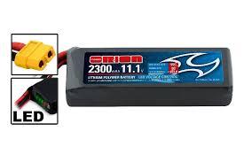 <b>Аккумулятор Team Orion Batteries</b> 11.1V 2300mAh 55C LiPo XT60 ...