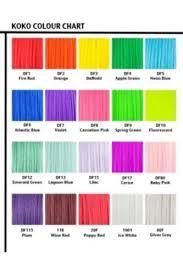 Nuovo Colore Brillante Ricci Intero Extension A Clip Koko