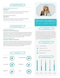 Resume Templates For Publisher Free Experienced Civil Engineer Resume Civil Engineer