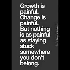 Interesting Sad Life Quotes About Growth Is Pain Golfian Inspiration Pain And Life Quotes