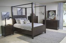 Pine Hill Canopy Bedroom | Mor Furniture for Less
