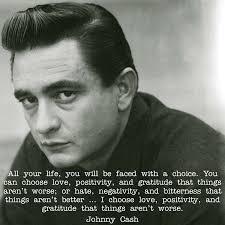Johnny Cash Quote On Love Album On Imgur