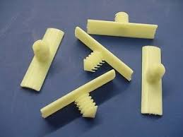 5 gm white nylon wiring harness retainers fasteners clips nos wiring harness fasteners at Wiring Harness Retainers
