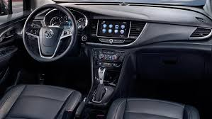 buick encore 2015 interior. picture showing the premium materials and quiet spacious cabin of new 2017 buick encore 2015 interior