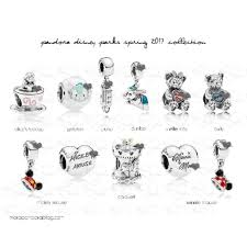 預購香港迪士尼代購 迪士尼園區 限定款潘朵拉 史黛拉 達菲 雪莉玫 畫家貓 小飛象 珠子單顆 潘朵拉代購