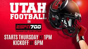 Utah Football Releases Depth Chart Espn700