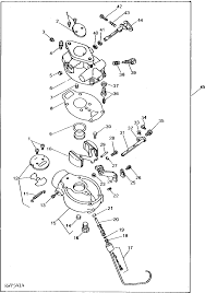 Notice deere parts shows two different setups the one has the needle and main jet as part of the solenoid