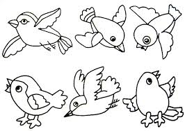 Small Picture Bird Coloring Pages Coloring Pages To Print Bird Coloring Pages In