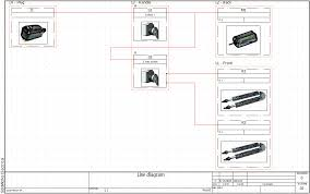 solidworks electrical 2d line diagram drawings locations line diagram
