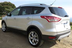 2013 Ford Escape First Drive: Tech and Cargo Space Galore ...
