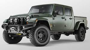 Jeep Wrangler Pickup: Coming Soon to Danbury CT | Danbury Chrysler ...