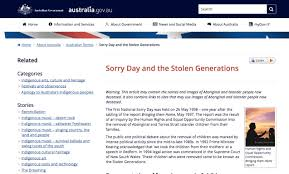 year ten history on the move rights and dom sorry day and the stolen generations reconciliation and sorry day pdf