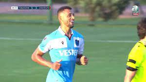 Trabzonspor 5 - 3 Ümraniyespor (Trabzonspor'un 5. Golü - Vitor Hugo) -  YouTube