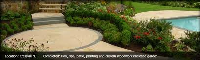Small Picture NJ Landscape Design Swimming Pool Design Company New Jersey