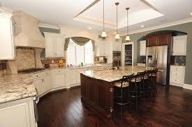 Small Flat Kitchen Apartment Layout Islands Small Kitchen Decor Ideas