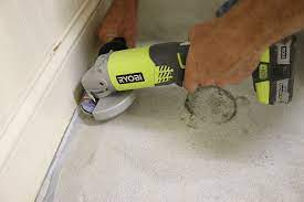 removing paint from concrete floors