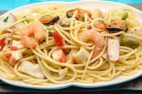 Seafood Pasta Salad Recipes