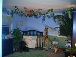 jungle themed nursery jungle theme