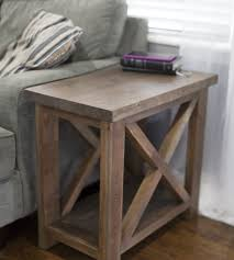 rustic end tables. Side Table - Pine+Main Rustic End Tables T