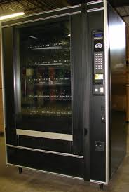 National Vending Machine Simple Frozen Food Machine Refurbished Frozen Food Machine Refurbished