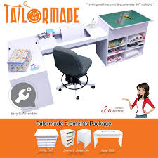 Tailormade Sewing Cabinet Elements By Tailormade Sewing Machine Cabinet Trio Cutting