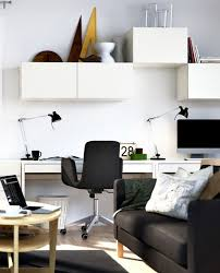 office living room ideas. home office design modern small spaces with a storage in living room also white desk and floating cabinet black ideas