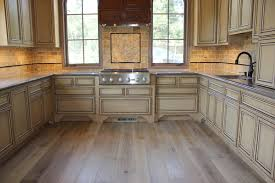 Kitchen Carpet Flooring Kitchen Splendid Ideas For Kitchen Decoration Using Light Walnut