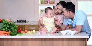 Thực đơn ăn dặm kiểu Nhật cho bé 5 - 6 tháng tuổi - META.vn