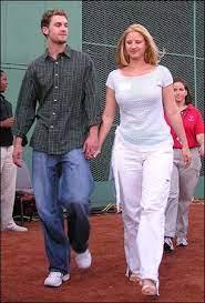 Bronson and ex-wife Aimee | Bronson Arroyo Picture #12793052 - 305 x 450 -  FanPix.Net