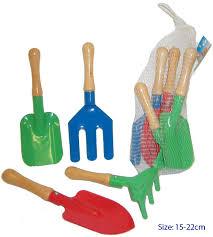 garden tool set 4pc baby vegas