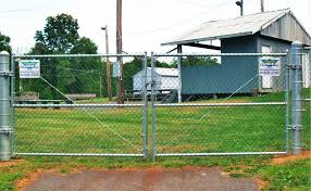 chain link fence double gate. View Larger Image Chain Link Driveway Gate Chain Link Fence Double Gate