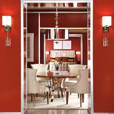 bernhardt furniture dining room. Glam 60\u0026quot; Bouquet Pedestal Dining Table Bernhardt Furniture Room A