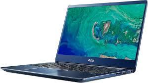 "14"" <b>Ноутбук</b> Acer Swift 3 SF314-56G-50GE (NX.H4XER.006), голубой"