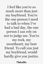 Quotes To My Boyfriend