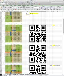 Blog Ambor Com Create Qr Codes In Excel Or Any Spreadsheet