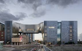 National Artist In Architecture Design And Allied Arts National Music Centre Of Canada Allied Works Architecture