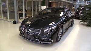 Mercedes-Benz S65 AMG Coupe (V12 Biturbo) 2017 Start Up, Exhaust ...