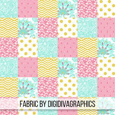 Gold Pink Floral Cheater Quilt Fabric By The Yard - Baby Girl ... & Gold Pink Floral Cheater Quilt Fabric By The Yard - Baby Girl Nursery Quilt  Patches Print Adamdwight.com