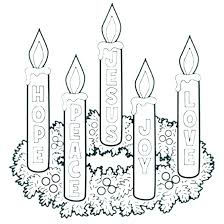 Free Catholic Advent Coloring Pages Advent Coloring Pages To Print
