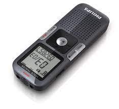 Voice Tracer dijital ses kaydedici LFH0635/00