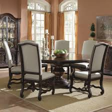 Formal Round Dining Table Starrkingschool - Formal round dining room sets