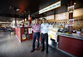 He (to drink) coffee in the morning. Tucson S Coffee X Change Reinvented Itself Business News Tucson Com