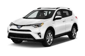 2017 Toyota RAV4 Hybrid Reviews and Rating | MotorTrend