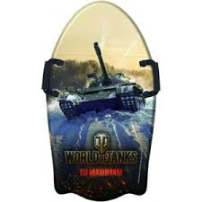 <b>Ледянка Disney World of</b> Tanks 92см (Т59097) | www.gt-a.ru