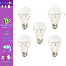 5 Bóng đèn Led 5w tròn bup bulb tiết kiệm điện Posson LB-E5-5G - P533557 |  Sàn thương mại điện tử của khách hàng Viettelpost