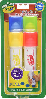 crayola my first bathtub markers ping we let you decide the